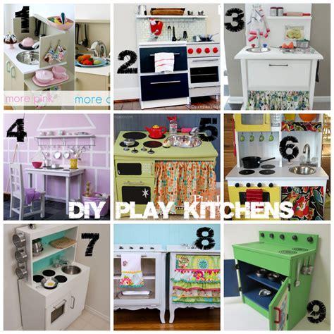play kitchen storage before after thrift play kitchen diy show 1550