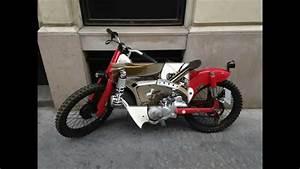 Cafe Racer Honda Cub C50 Street 009 Ks Motorcycle