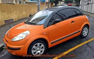 Registros Automotivos Do Cotidiano  Citro U00ebn C3 Pluriel 2004