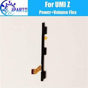 Umi Z Side Button Flex Cable 100  Original Power   Volume