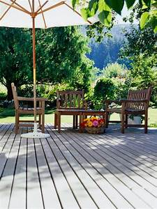 Putting in a Deck or Patio? HGTV