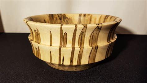 woodturning  grain ambrosia bowl youtube