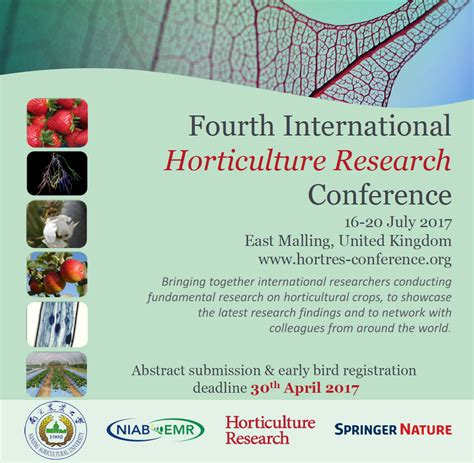 East Malling to host global Horticulture Research ...