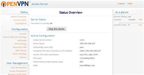 Cara buat config openvpn sendiri. Cara Cepat & Mudah Buat Personal VPN Server Sendiri ...
