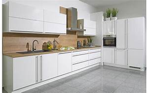 Einbauküche Online Kaufen : einbauk che lux in wei lack hochglanz miele ~ Watch28wear.com Haus und Dekorationen