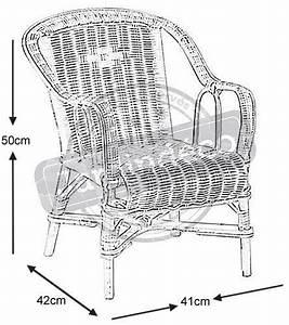Fauteuil Osier Enfant : fauteuil enfant en rotin naturel ~ Teatrodelosmanantiales.com Idées de Décoration