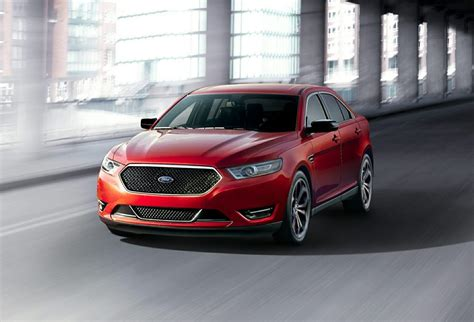 2019 Ford Taurus Review, Features, Price, Design, Engine