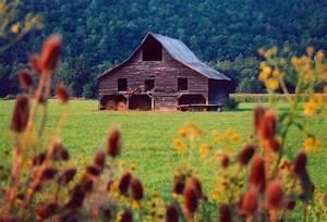 11 Beautiful Old Barns In West Virginia