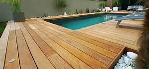 prix pose terrasse en bois tarif moyen et devis gratuit With prix terrasse bois posee