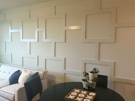 wood trim design accent wall simply  xs  add