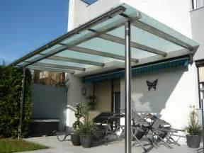 balkonã berdachungen aus glas chestha terrasse design überdachung