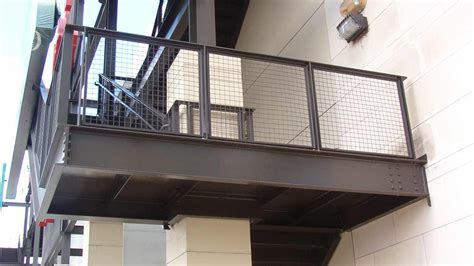 catwalk  railings installation south florida