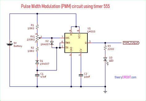Pulse Width Modulation Circuit