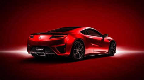 Cars Wallpaper Hd : Acura Nsx 2017 2 Wallpaper