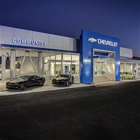 Community Chevrolet Burbank California  Autos Post