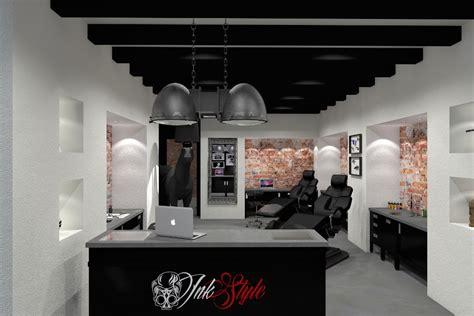 Tattoo Shop Inrichten  Ink Style