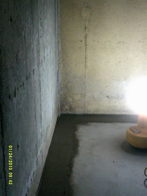 Basement Waterproofing   Waterproofing Job in Ballouville