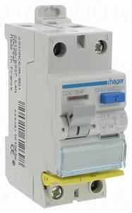Interrupteur Differentiel Hager 63a Type Ac : interrupteur diff rentiel hager 63a 30 ma 2 p les ty ~ Edinachiropracticcenter.com Idées de Décoration