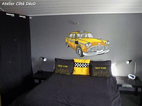deco chambre jaune et gris deco chambre ado gris et jaune visuel 5