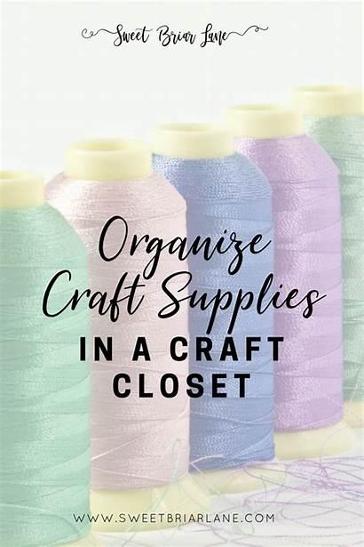 Craft Organize Don Supplies Help