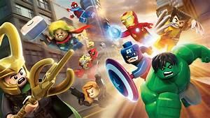 LEGO Marvel Super Heroes Wallpaper Full HD Fondo de ...