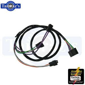 1972 Monte Carlo Wiring Harnes 1969 1972 chevelle monte carlo console extension wiring