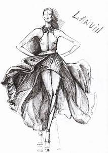 Fashion Design Sketches Of Dresses Foto 2014-2015 ...