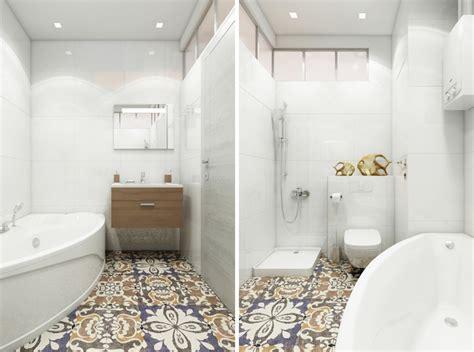 comment agrandir la salle de bains 25 exemples