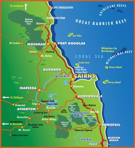 Douglas To Cairns by 8 Days Cairns Douglas Part I Roo The World