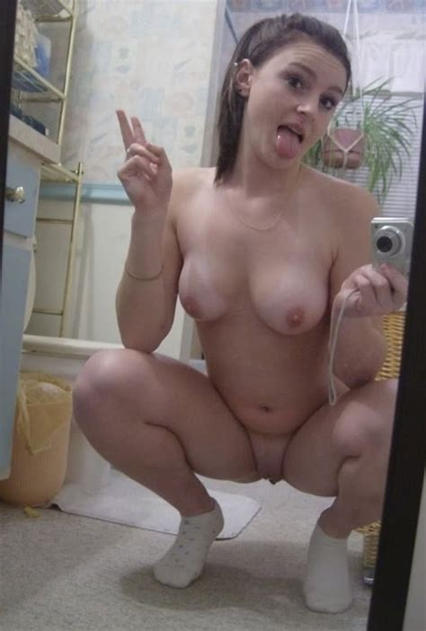 a new one sent in naked selfies