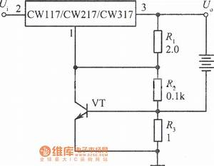 Current Limit Protection Charger Circuit With Cw117