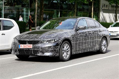 peugeot paris new 2019 bmw 3 series spied to include an audi s4