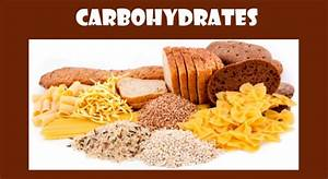 Can Anyone List Good Source Of Carbs Food