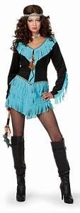 Indianer Damen Kostüm : indianer in kost m damen indianerin sexy damenkost m kleid stirnband kost me ~ Frokenaadalensverden.com Haus und Dekorationen