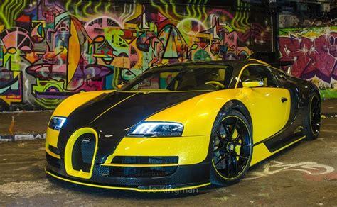Oakley Design Bugatti Veyron, A Tuner Veyron Ss