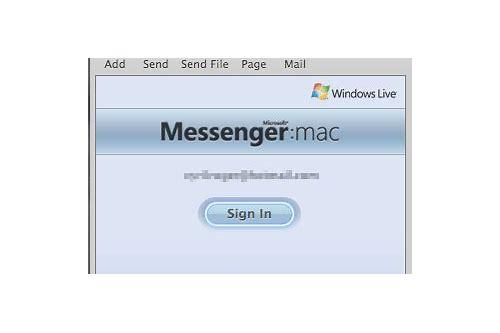 msn messenger mac baixar gratis