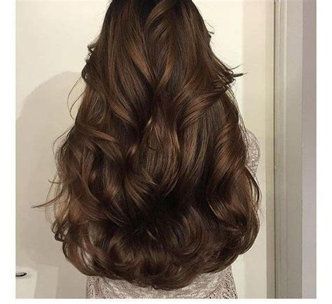 Beautiful Brown Hair by 10 Best Ideas About Chocolate Brown Hair On