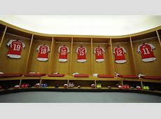 Looking around Arsenal's Emirates Stadium The Home