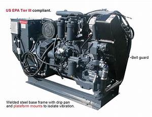 M65c13 65 Kw  1800 Rpm  U2013 Northern Lights Marine Generators