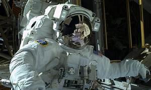 Nasa astronauts make new spacewalk at International Space ...