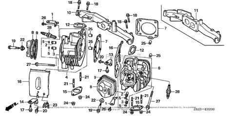 Honda Engines Gxvr Qaf Engine Jpn Vin Gjagk