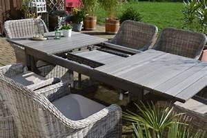 Rattan Gartenmöbel Ikea : gartenm bel set como 6 tisch ausziehbar holzdekor mit 6 sessel rattan polyrattan geflecht online ~ Buech-reservation.com Haus und Dekorationen