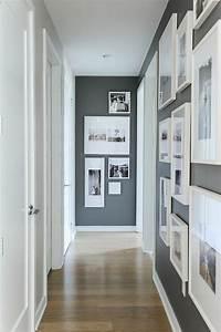 Innentüren Streichen Farbe : 1001 ideen f r dunklen flur heller gestalten tipps und ~ Michelbontemps.com Haus und Dekorationen