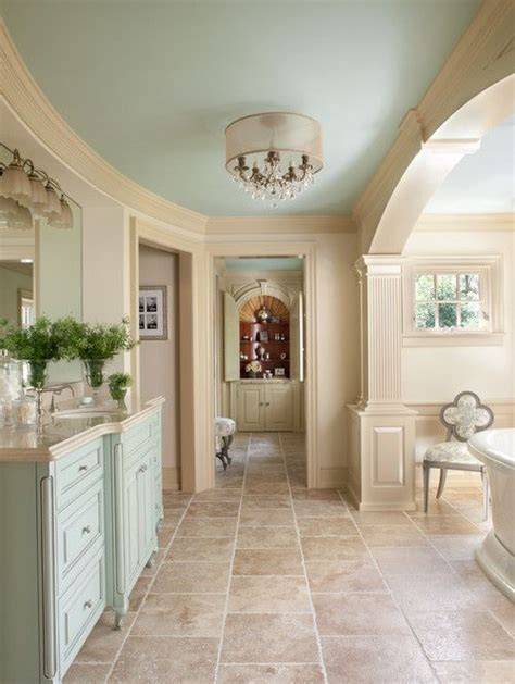 Houzz Bathroom Colors by Soothing Spa Like Colors Walls Sw Moderate White