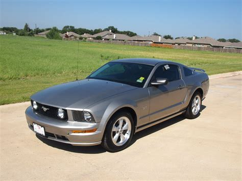 2008 ford mustang images 2008 ford mustang gt silver 50k 6 speed manual