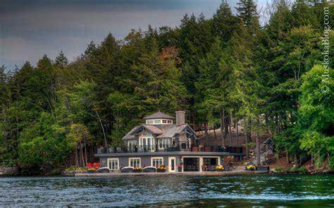boathouses muskoka blog