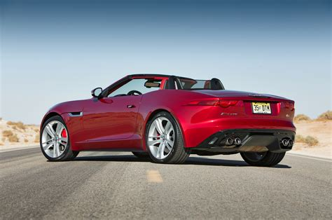 2014 Jaguar F-type V-8 S Roadster, If Only They