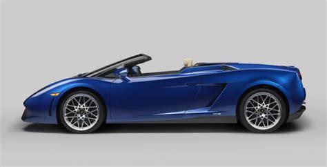 Lamborghini Gallardo Lp 5502 Spyder Finally Debuts At The