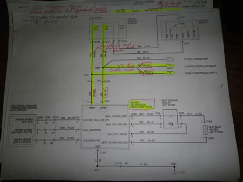 Memory Seat Wiring Diagram 2008 F250 by Heated Seat Wiring And Functions Ford Truck Enthusiasts