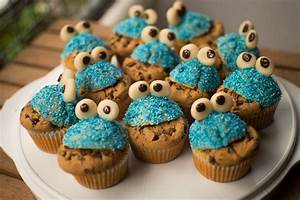 Cookie Monster Muffins Mh Cakes